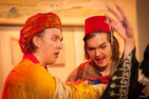 Aladdin, teater i Borås