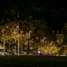 Lights in Alingsås 2016