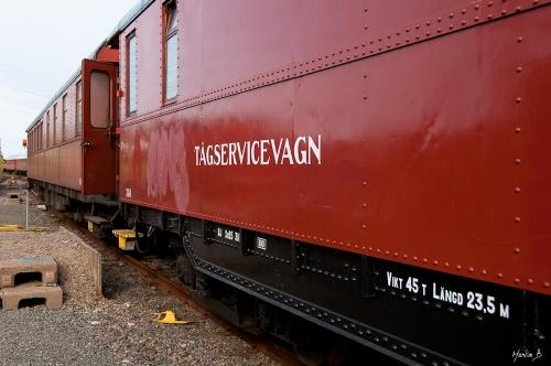 Tågvagn