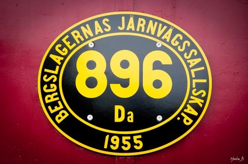 Bergslagernas Järnvägssällskap Logo
