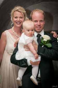 Christel, Björn, Wilma