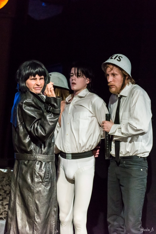 Tåget, Clockwork Orange