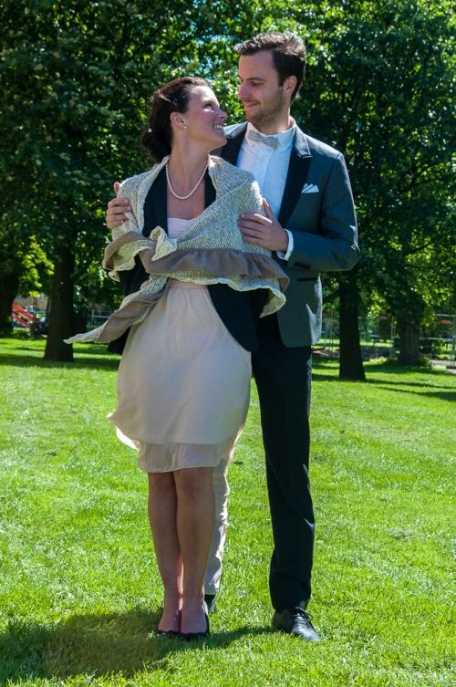 5 Kärlek som detta par på väg till ett bröllop