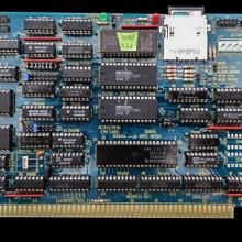 Moderkort med Intel 8080A (ursprungligt kort)