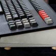 Högt tangentbord