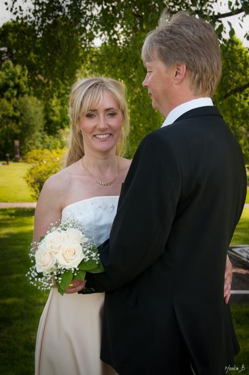Marika och Jörgen