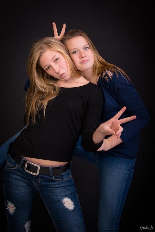 Matilda och Towe
