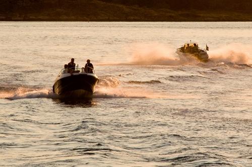Båt, Göteborgs skärgård