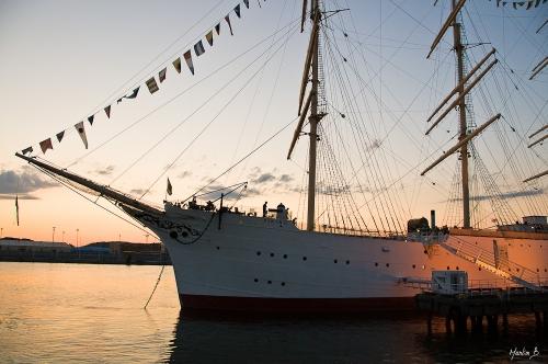 Båt, Göteborg, Viking