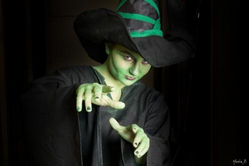 Porträtt från Trollkarlen från Oz